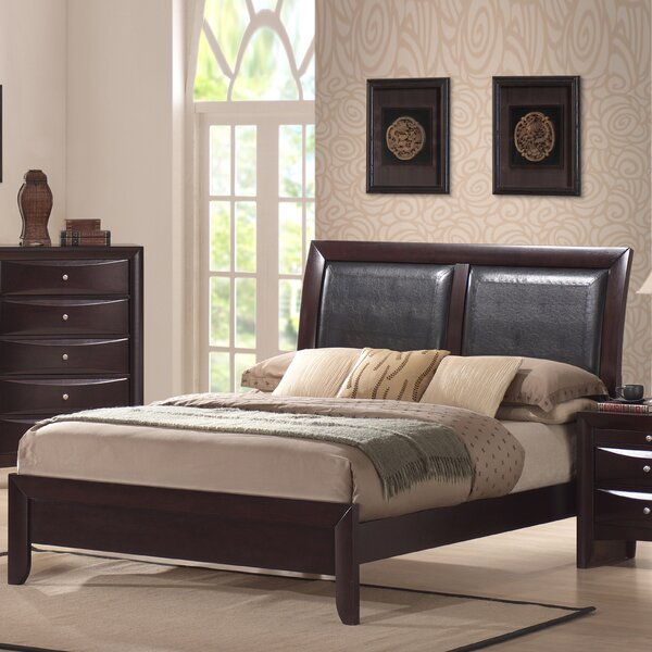 Archer Upholstered Sleigh Bed by Latitude Run
