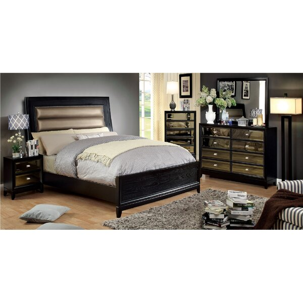 Loyce Standard Configurable Bedroom Set by Everly Quinn
