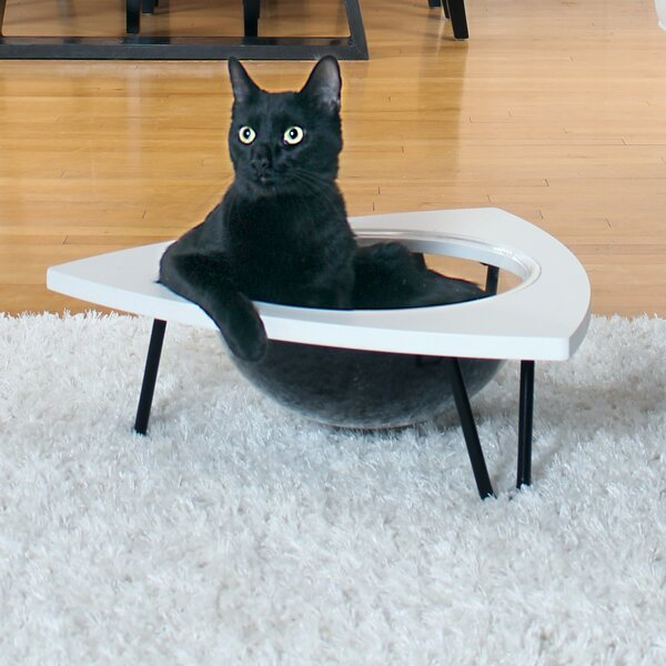 Hauspanther TriPod Cat Lounge Pod by Primetime Petz