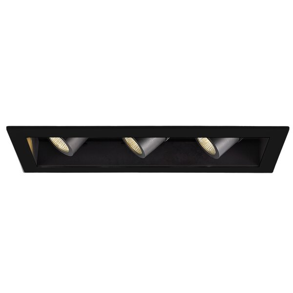 Precision LED Adjustable Recessed Trim by WAC Lighting