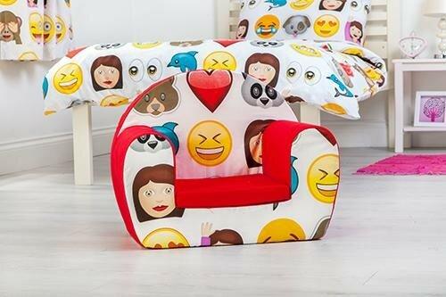 Kinder Clubsessel Emoji Arber Roomie Kidz | Kinderzimmer > Kindersessel & Kindersofas | Roomie Kidz