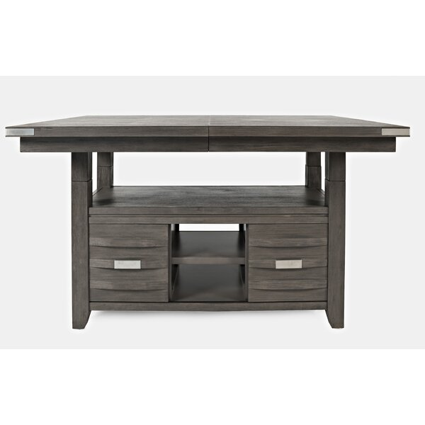 Berea Counter Height Extendable Dining Table by Ivy Bronx