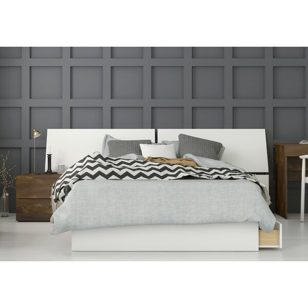 Baer Platform 3 Piece Bedroom Set by Union Rustic