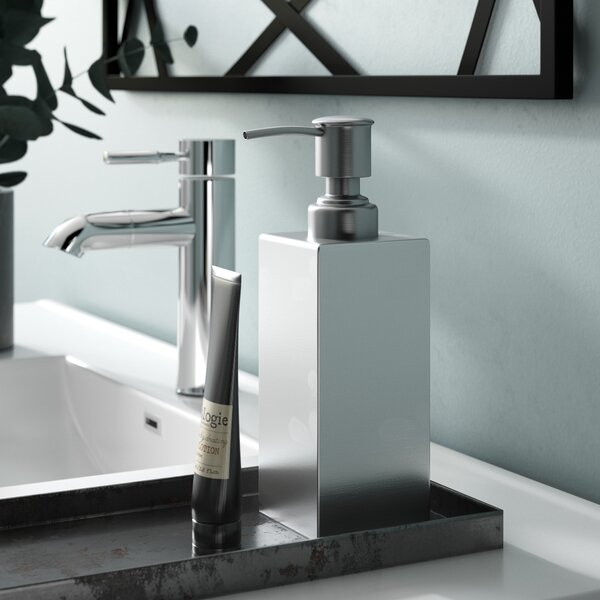 Brendis Modern Lotion Dispenser by Trent Austin Design
