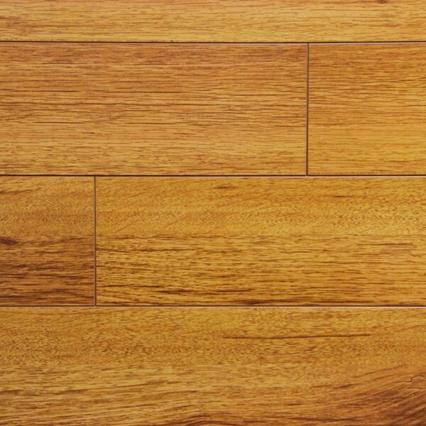 5 x 48 x 12.3mm Laminate Flooring in Natural Oak (Set of 22) by Serradon