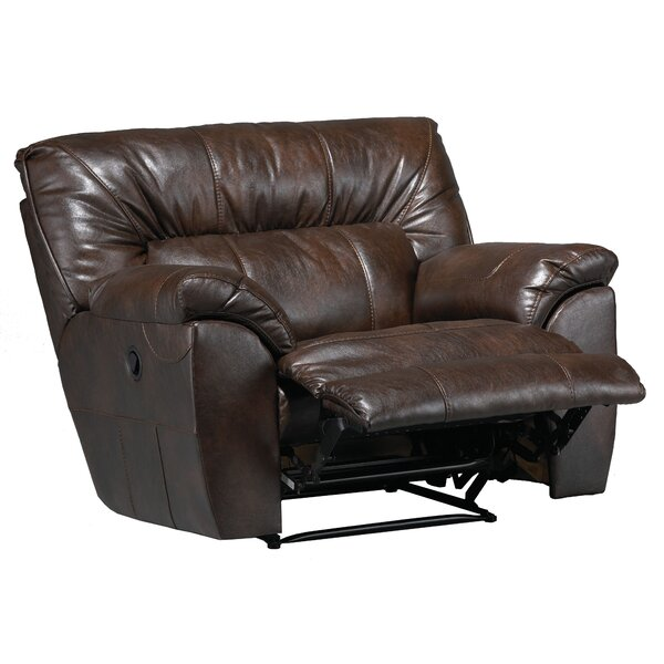 Nolan Extra Wide Recliner by Catnapper