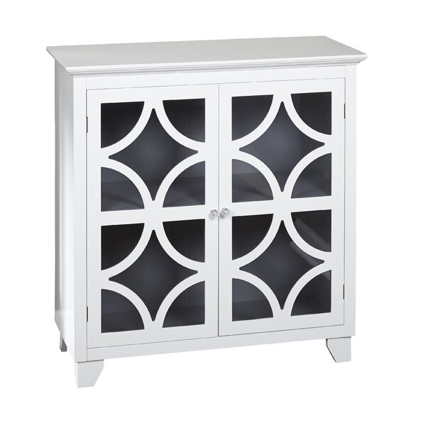 Centeno 2 Door Accent Cabinet by Latitude Run