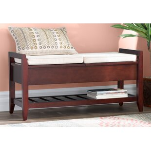 Nayati Upholstered Storage Bench