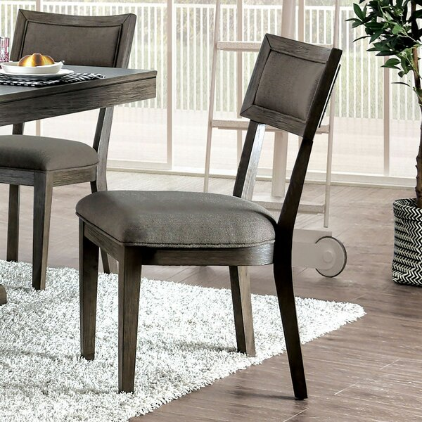 Horan Upholstered Dining Chair (Set Of 2) By Gracie Oaks Gracie Oaks