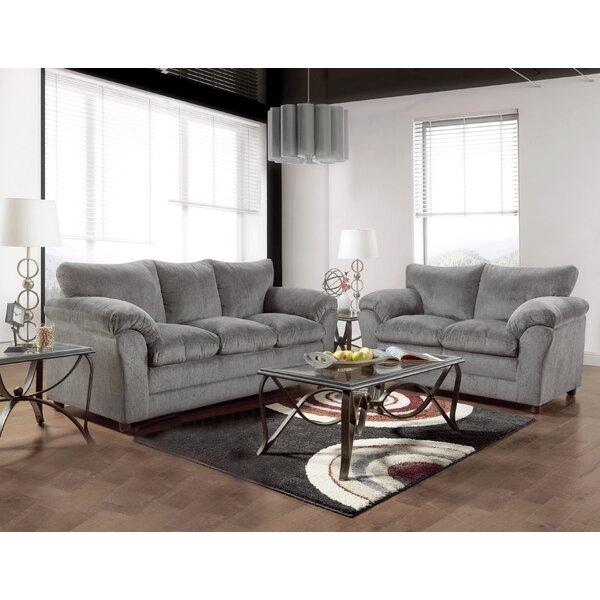 Endo 2 Piece Living Room Set by Red Barrel Studio