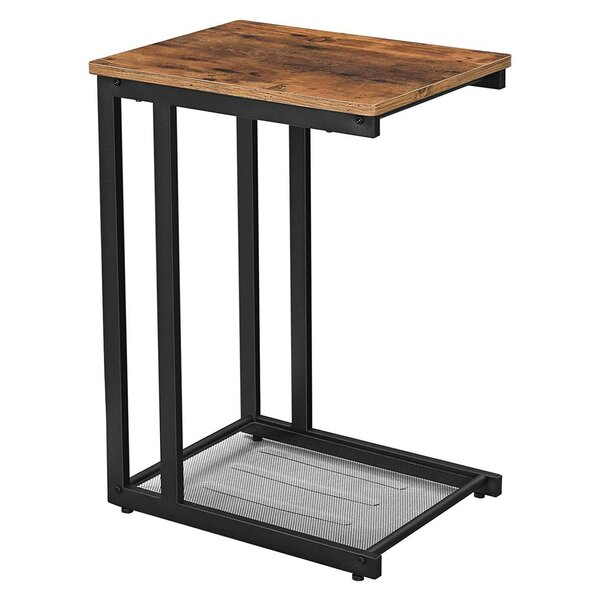 Shunk Frame End Table By Union Rustic