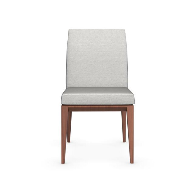 Bess Low Upholstered Side Chair By Calligaris