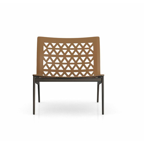 Elmstead Lounge Chair by Modloft Black