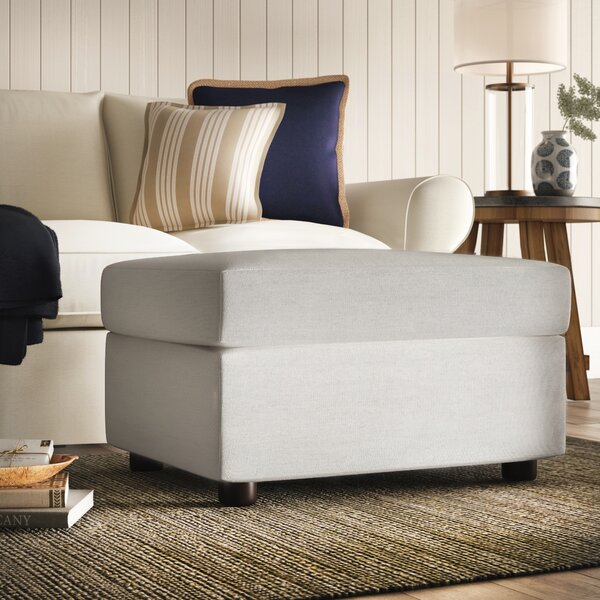 Cailinn Ottoman by Birch Lane™ Heritage