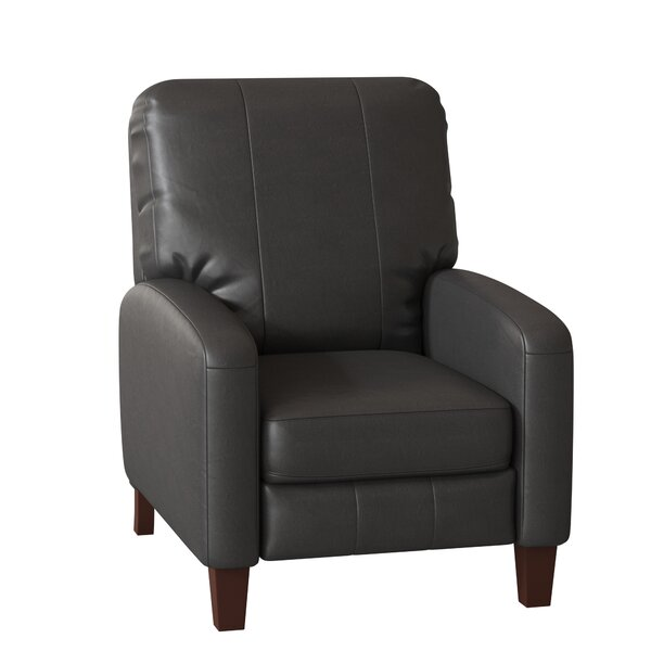 Breckenridge Leather Hi-Leg Recliner by Southern Motion