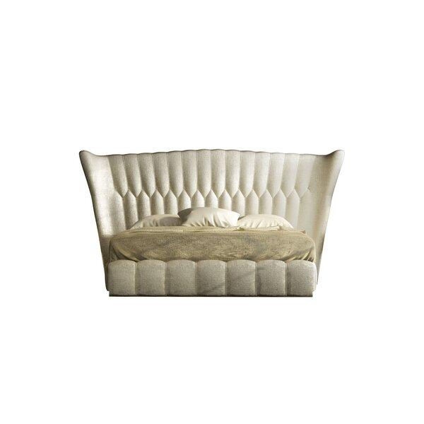 Longville Bedroom King Upholstered Standard Bed by Mercer41