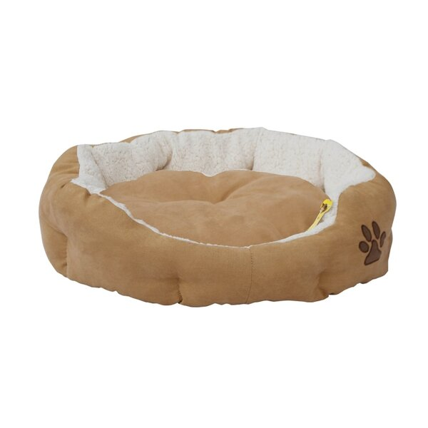 Meisel Soft Plush Pet Cushion Bolster by Tucker Murphy Pet