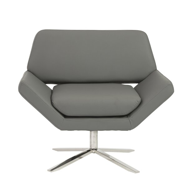 Cohen Lounge Chair by Wade Logan