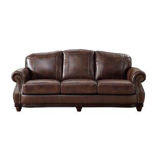 Rude Leather Sofa