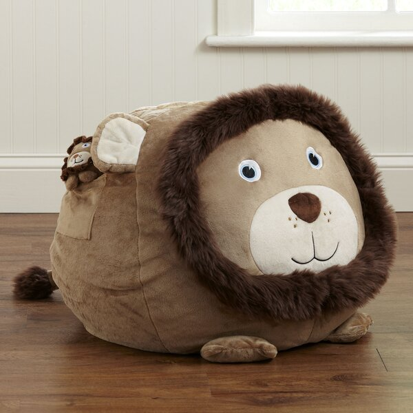 Lion Bean Bag Chair by Birch Lane Kids™