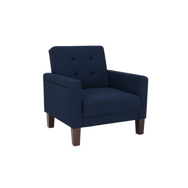 Ridenhour Armchair by Wrought Studio