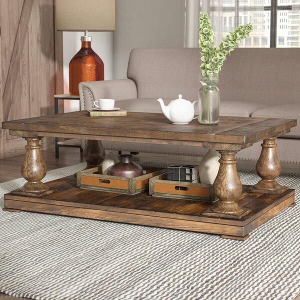 Kristy 3 Piece Coffee Table Set by Laurel Foundry Modern Farmhouse Laurel Foundry Modern Farmhouse