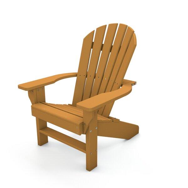 Seaside Plastic Adirondack Chair by Frog Furnishings Frog Furnishings