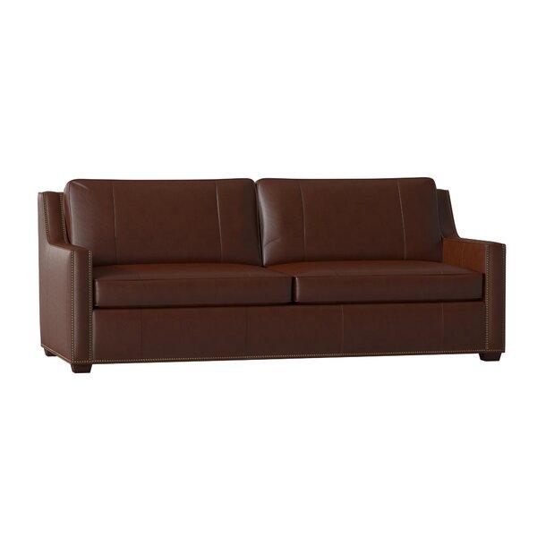 Ward Leather Sofa