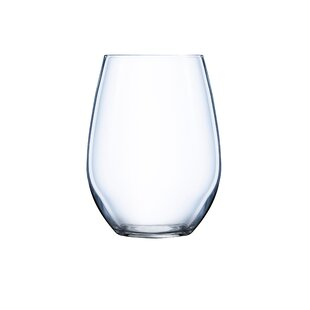 Crystalite Bohemia Stemless Wine Gles Best Gl 2017