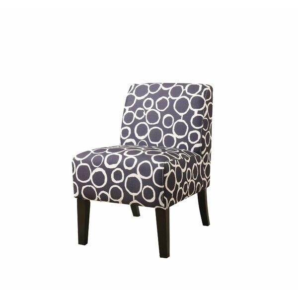 Tedeschi Slipper Chair by Ebern Designs