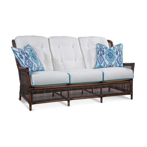 Palermo Patio Sofa with Cushions by Braxton Culler
