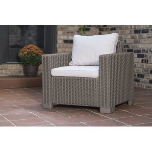 Stallcup Patio Chair With Cushions
