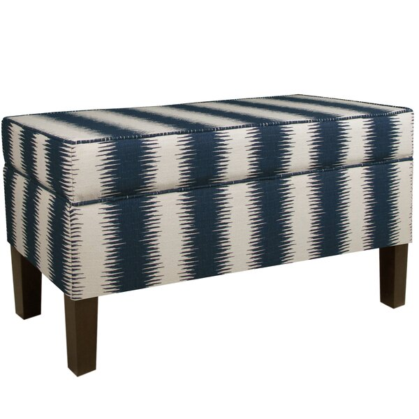 Frederick Wood Storage Bench by Brayden Studio
