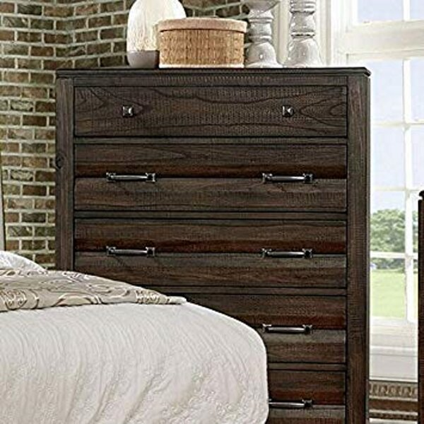 Roberts California King Solid Wood Configurable Bedroom Set by Alcott Hill