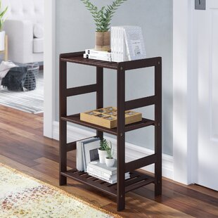 Barkeyville Etagere Bookcase by Ebern Designs Comparison