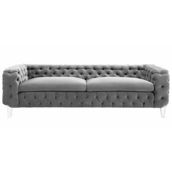 Cecília Chesterfield Sofa by Willa Arlo Interiors