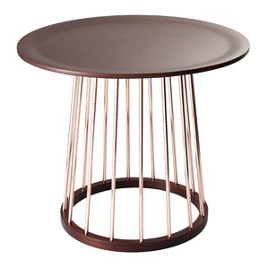 Barnum End Table by Adesso