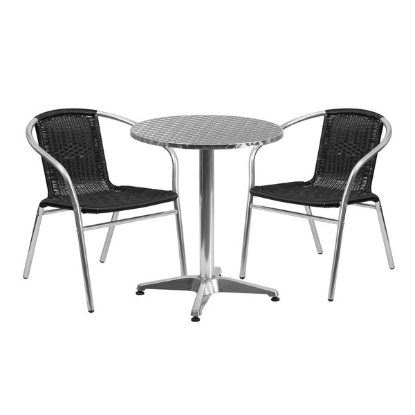 Caton 3 Piece Bistro Set by Winston Porter