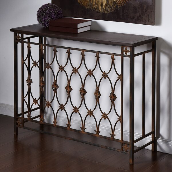 Review Purcellville Console Table