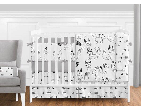 Fox 9 Piece Crib Bedding Set by Sweet Jojo Designs
