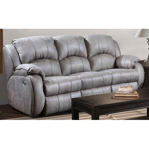 Modern Collection Cagney Reclining Sofa by Southern Motion by Southern Motion