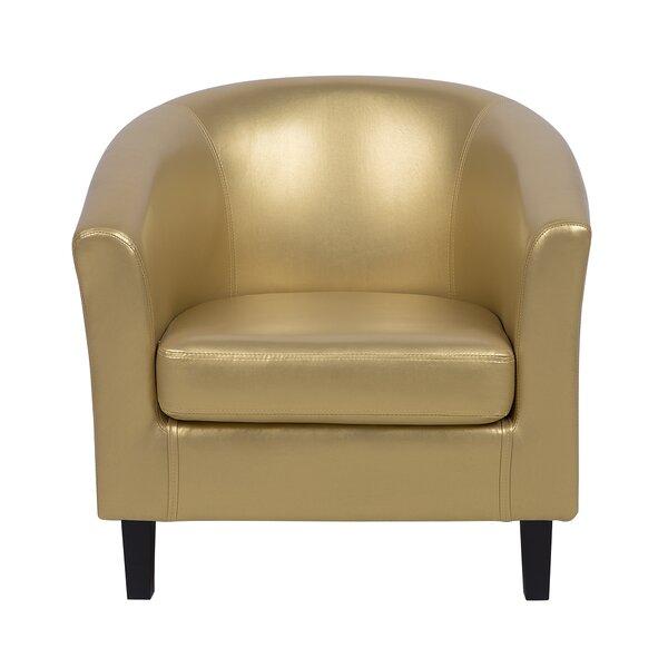 Barb Barrel Chair by Everly Quinn