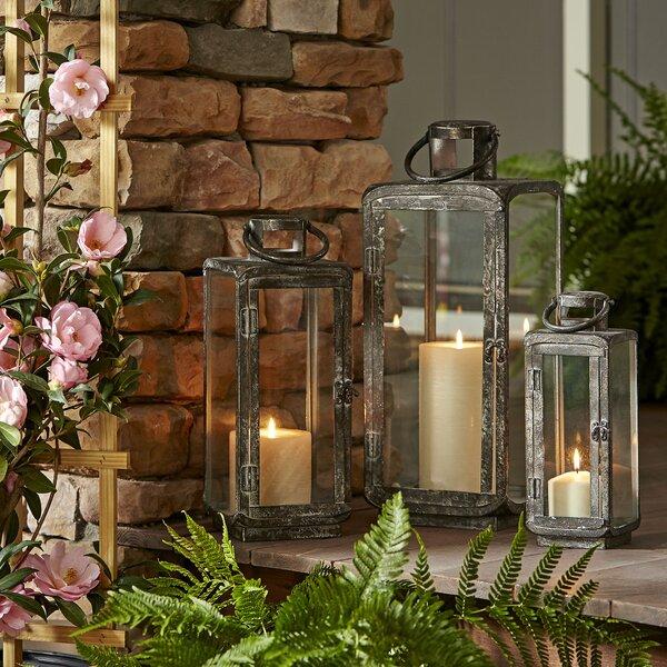 Maston Lanterns (Set of 3) by Birch Lane™