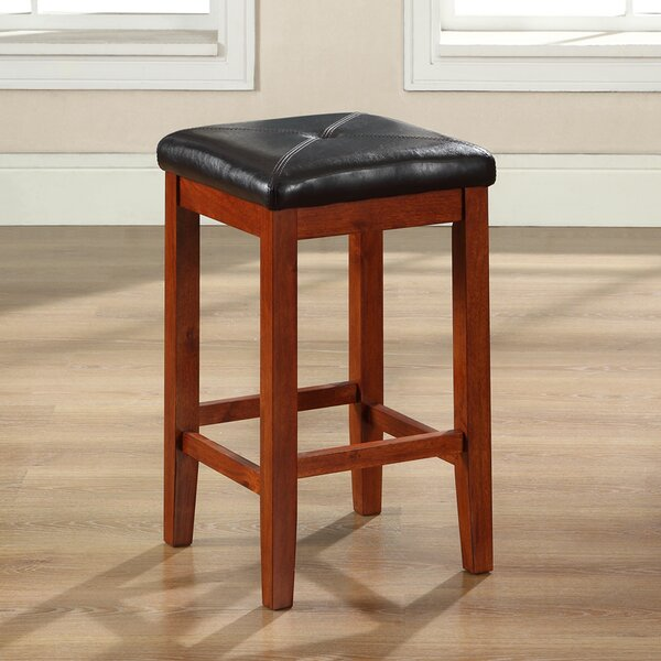 Frida 24 Bar Stool with Cushion (Set of 2) by Darby Home Co