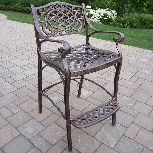 Mississippi Patio Bar Stool by Oakland Living
