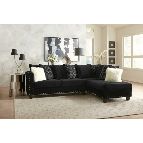 Isma Right Hand Facing Sectional By Latitude Run