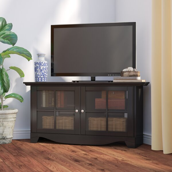 Kew Gardens Corner TV Stand For TVs Up To 55