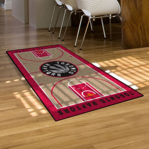 NBA - Toronto Raptors NBA Court Runner Doormat by FANMATS