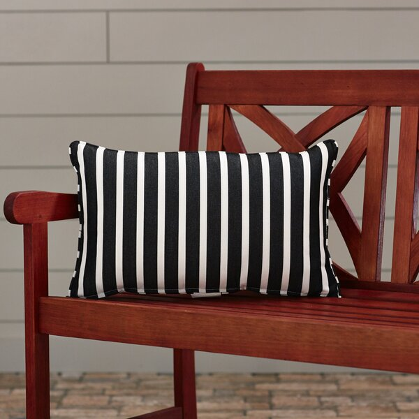 Outdoor Sunbrella Lumbar Pillow by Wayfair Custom Outdoor Cushions
