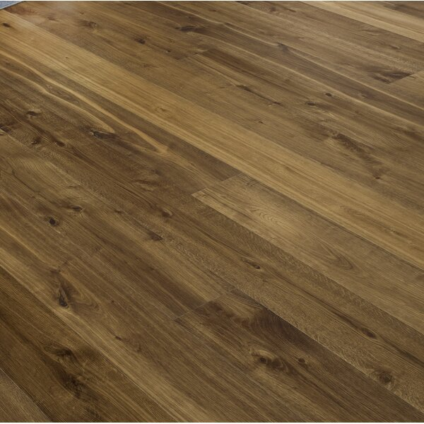 Smaland 7-3/8 Engineered Oak Hardwood Flooring in Sevede by Kahrs